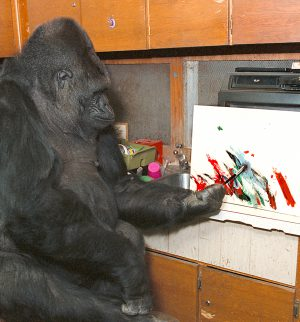 Art by Gorillas