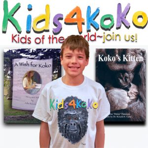 Kids4Koko Books & Apparel